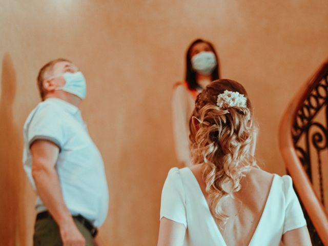 Le mariage de Kevin et Marie à Limoges, Haute-Vienne 5