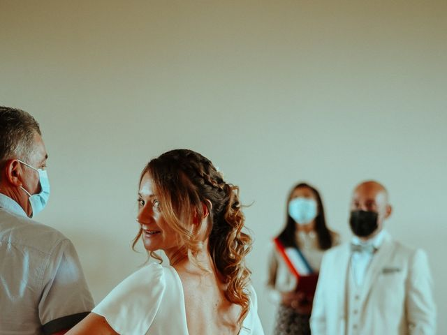 Le mariage de Kevin et Marie à Limoges, Haute-Vienne 6