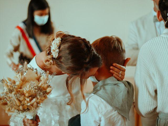 Le mariage de Kevin et Marie à Limoges, Haute-Vienne 8