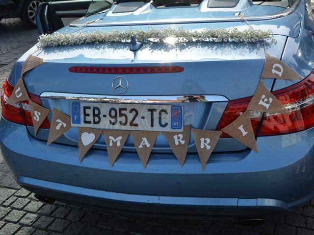 Le mariage de Nycolas et Rebecca à Étaples, Pas-de-Calais 13