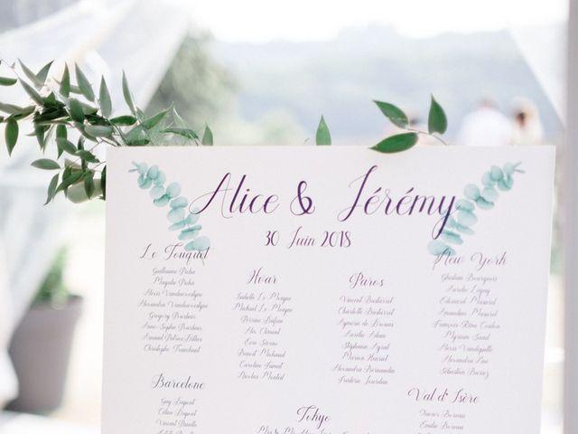 Le mariage de Jérémy et Alice à Guidel, Morbihan 52