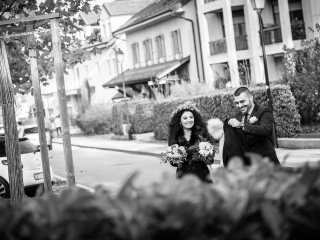 Le mariage de Anthony et Nancy à Annemasse, Haute-Savoie 4