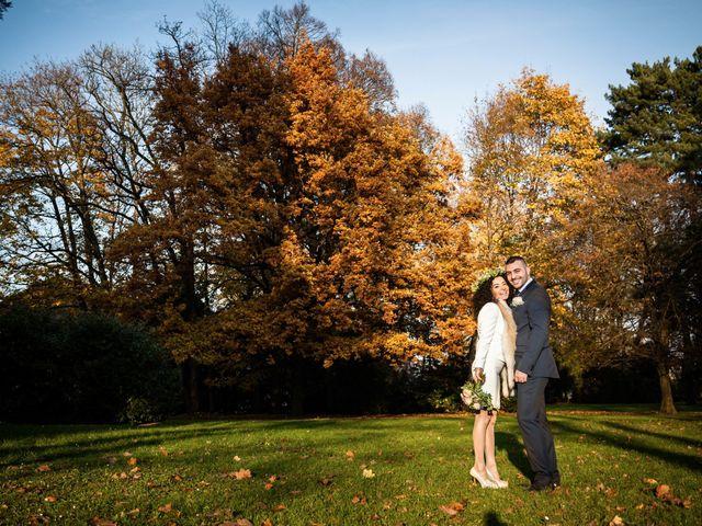 Le mariage de Anthony et Nancy à Annemasse, Haute-Savoie 8