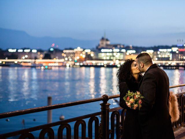 Le mariage de Anthony et Nancy à Annemasse, Haute-Savoie 18