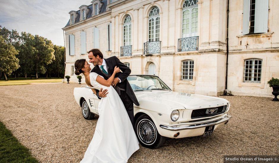 Le mariage de Basile et Marine à Marennes, Charente Maritime