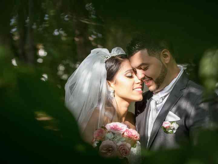 Le mariage de Sonia et Mehdi