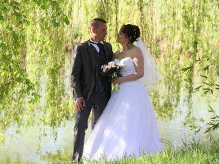 Le mariage de Stéphanie et Olivier