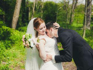 Le mariage de Justine et Nicolas