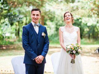 Le mariage de Constance et Bastien