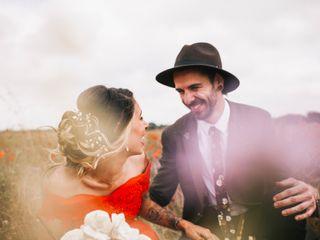 Le mariage de Sarah et Lhéo
