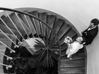 Le mariage de Sabrina et Romain 1