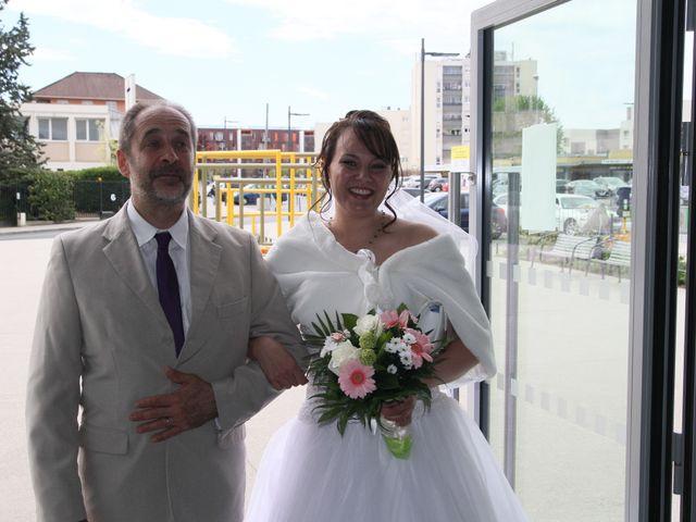 Le mariage de Olivier et Stéphanie à Fosses, Val-d'Oise 4