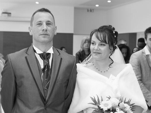Le mariage de Olivier et Stéphanie à Fosses, Val-d'Oise 6