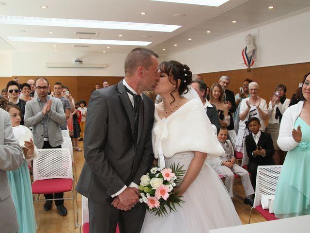 Le mariage de Olivier et Stéphanie à Fosses, Val-d'Oise 8