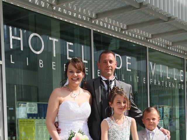 Le mariage de Olivier et Stéphanie à Fosses, Val-d'Oise 11