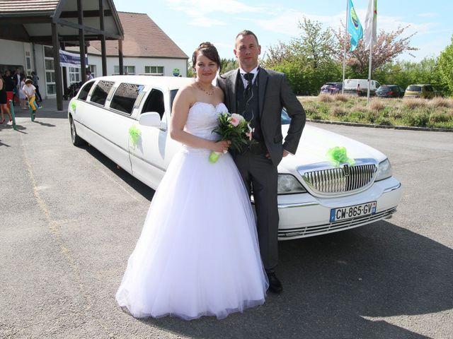 Le mariage de Olivier et Stéphanie à Fosses, Val-d'Oise 13