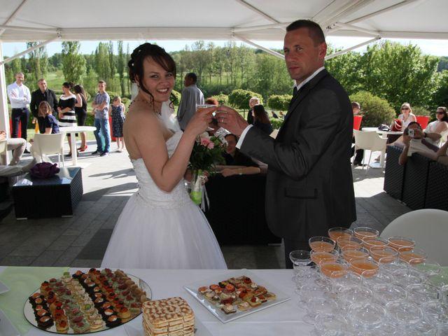 Le mariage de Olivier et Stéphanie à Fosses, Val-d'Oise 17