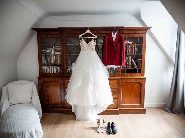 Le mariage de Teddy et Lola à Bohars, Finistère 9