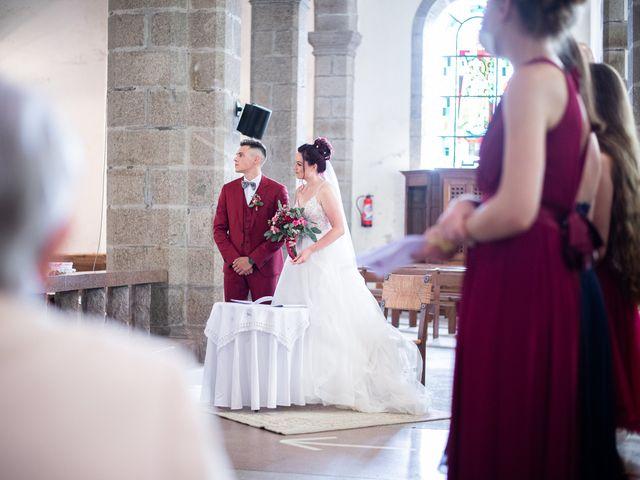 Le mariage de Teddy et Lola à Bohars, Finistère 24