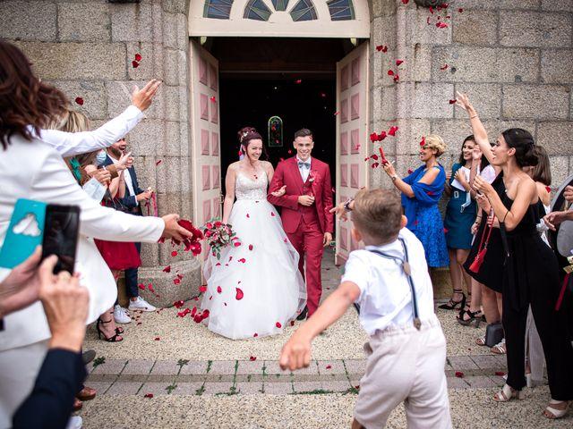 Le mariage de Teddy et Lola à Bohars, Finistère 1