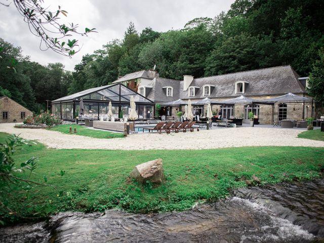 Le mariage de Teddy et Lola à Bohars, Finistère 28