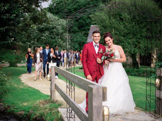 Le mariage de Teddy et Lola à Bohars, Finistère 29
