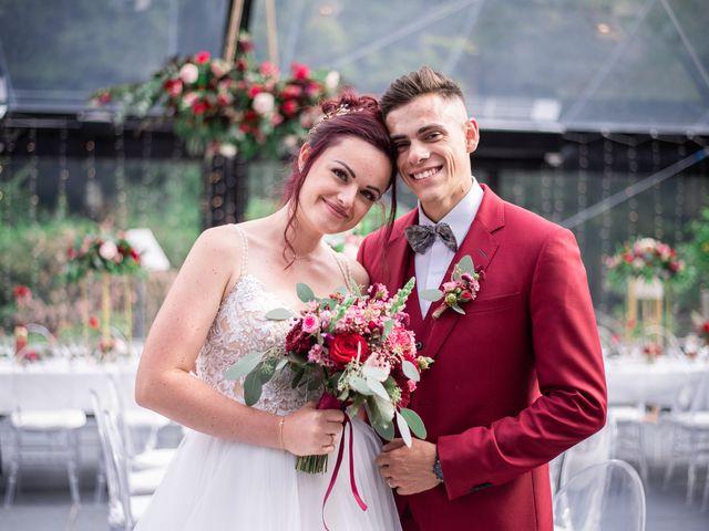 Le mariage de Teddy et Lola à Bohars, Finistère 30
