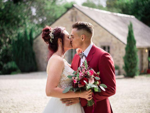 Le mariage de Teddy et Lola à Bohars, Finistère 2