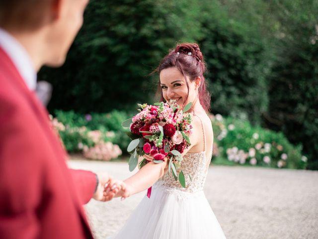 Le mariage de Teddy et Lola à Bohars, Finistère 31