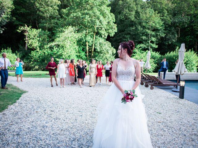 Le mariage de Teddy et Lola à Bohars, Finistère 43