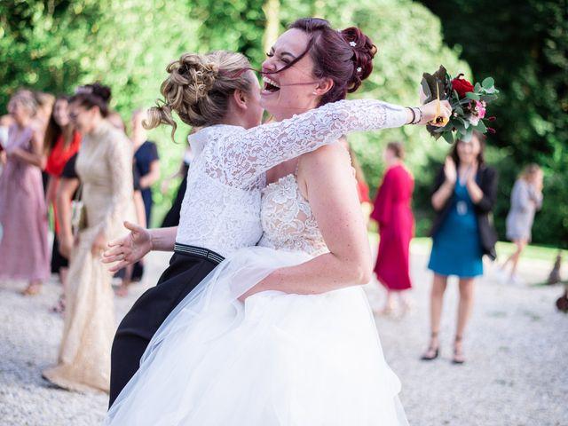 Le mariage de Teddy et Lola à Bohars, Finistère 44