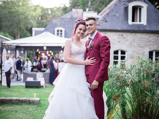 Le mariage de Teddy et Lola à Bohars, Finistère 45
