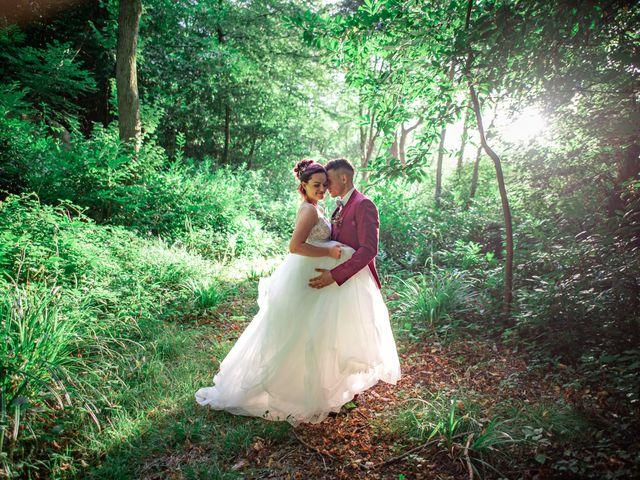 Le mariage de Teddy et Lola à Bohars, Finistère 46