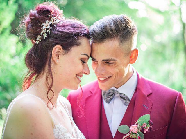 Le mariage de Teddy et Lola à Bohars, Finistère 48