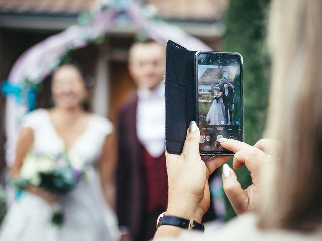 Le mariage de François et Cassandra à Artres, Nord 42