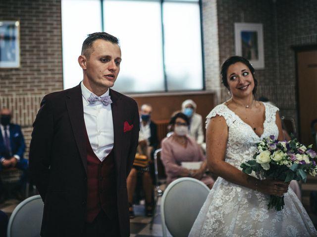Le mariage de François et Cassandra à Artres, Nord 45