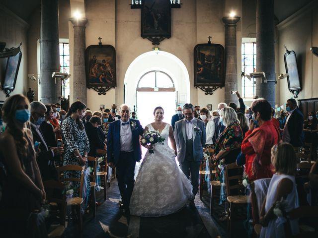 Le mariage de François et Cassandra à Artres, Nord 58
