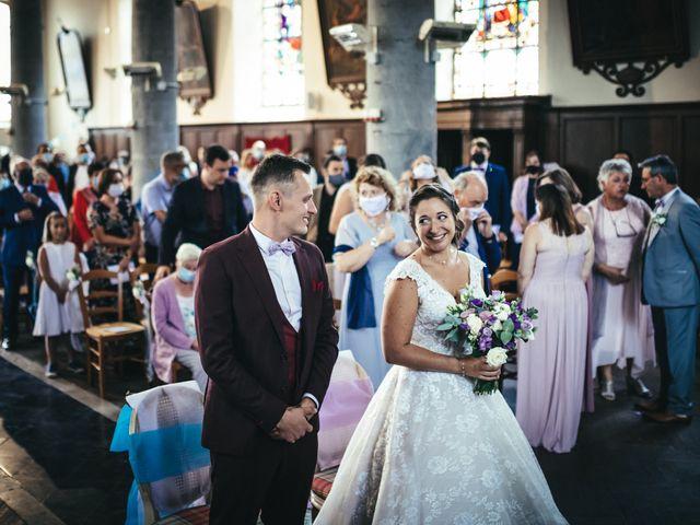 Le mariage de François et Cassandra à Artres, Nord 59