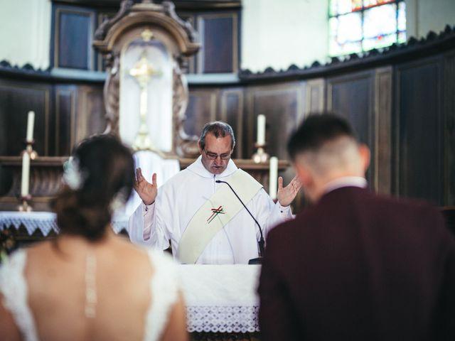 Le mariage de François et Cassandra à Artres, Nord 65