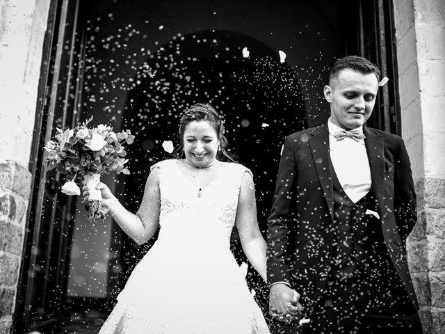Le mariage de François et Cassandra à Artres, Nord 68
