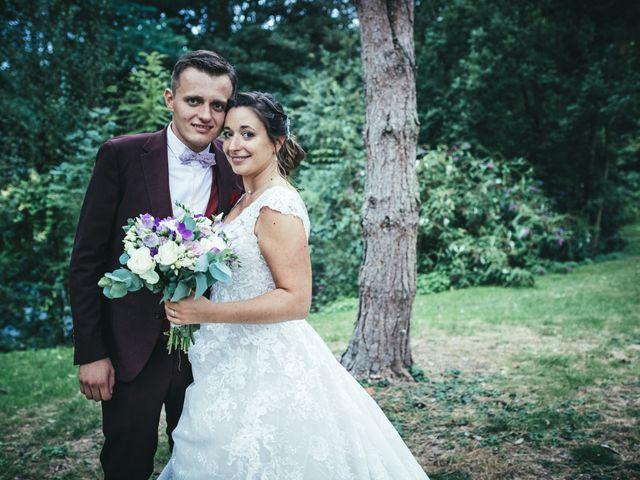 Le mariage de François et Cassandra à Artres, Nord 80