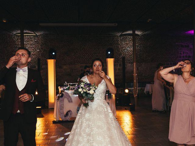 Le mariage de François et Cassandra à Artres, Nord 83