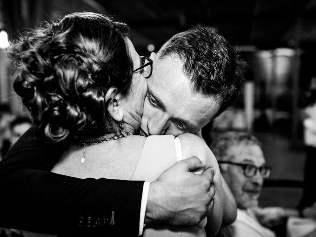 Le mariage de Cassandra et François