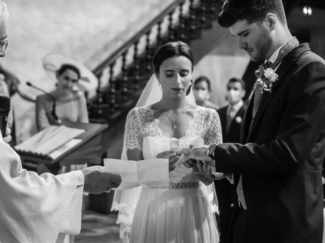 Le mariage de Aldric et Camille à Ascain, Pyrénées-Atlantiques 6