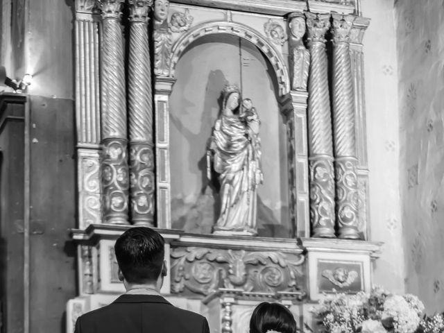 Le mariage de Aldric et Camille à Ascain, Pyrénées-Atlantiques 7