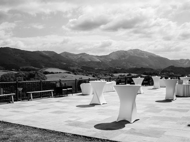 Le mariage de Aldric et Camille à Ascain, Pyrénées-Atlantiques 12