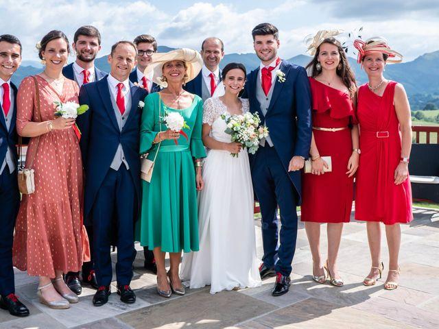 Le mariage de Aldric et Camille à Ascain, Pyrénées-Atlantiques 13