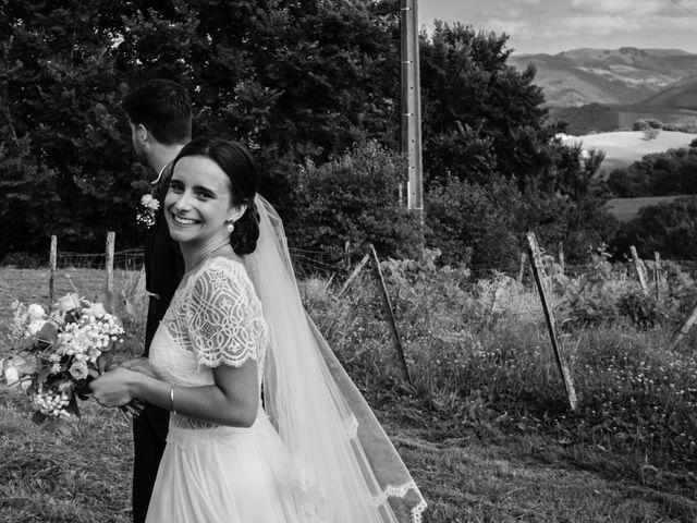 Le mariage de Camille et Aldric