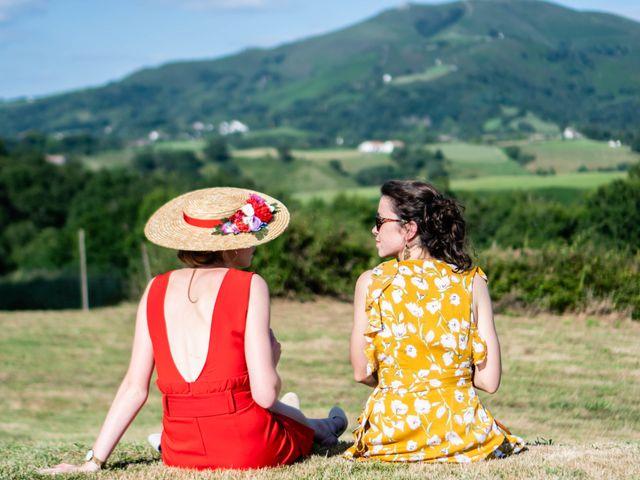 Le mariage de Aldric et Camille à Ascain, Pyrénées-Atlantiques 20