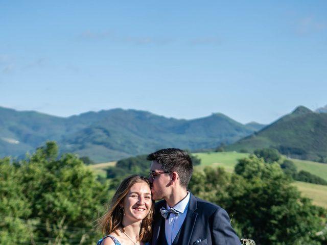 Le mariage de Aldric et Camille à Ascain, Pyrénées-Atlantiques 33